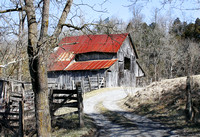 Barn in Wytheville
